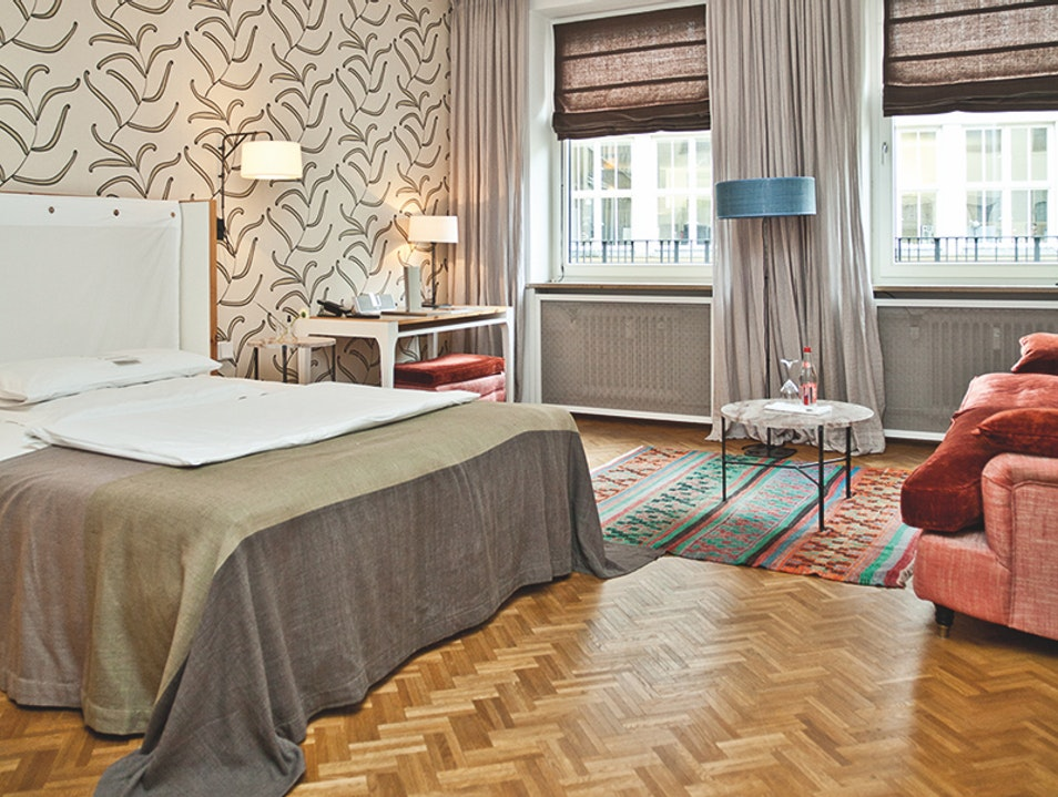Hotel Cortiina Munich  Germany