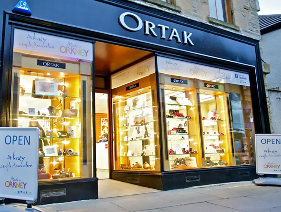 Ortak Kirkwall  United Kingdom
