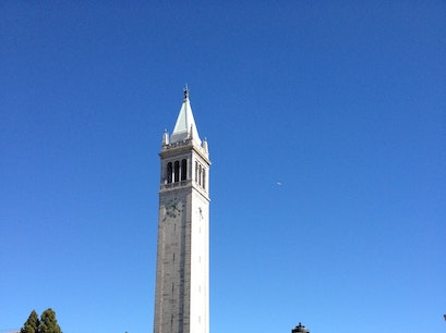 Campanile Esplanade Berkeley California United States