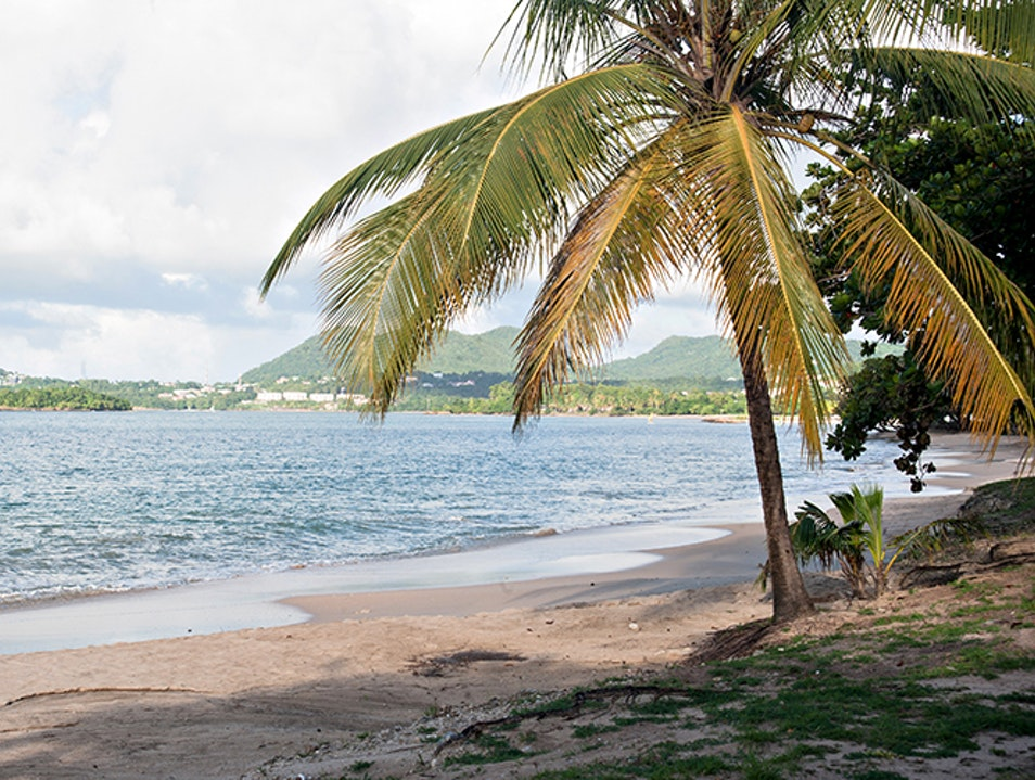 Vigie Beach Castries  Saint Lucia