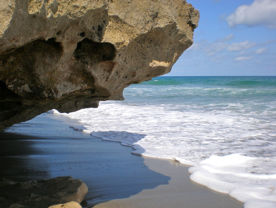 Hutchinson Island Beaches and Boulders
