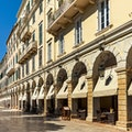 Old Town, Corfu Kerkira  Greece