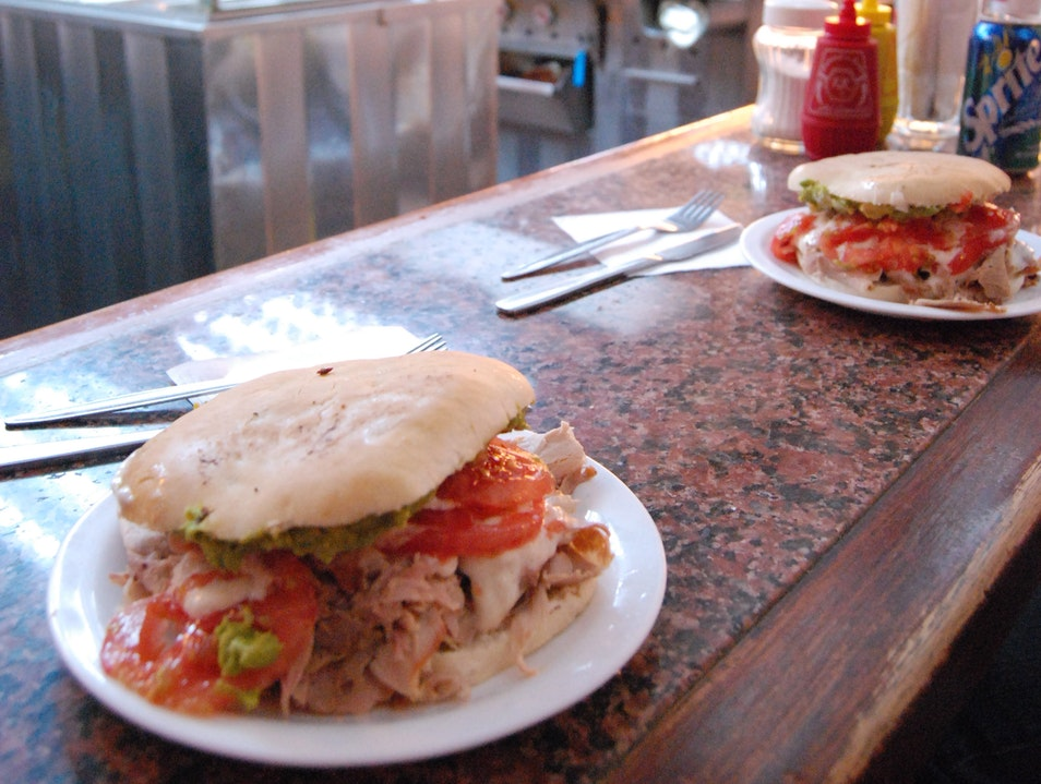 Meet the Ultimate Sandwich: El Lomito Santiago  Chile