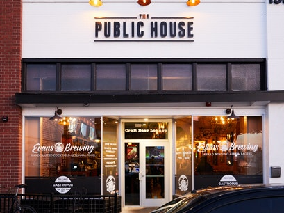 The Public House by Evans Brewing Co Fullerton California United States