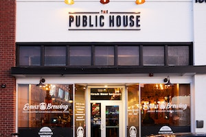 The Public House by Evans Brewing Co