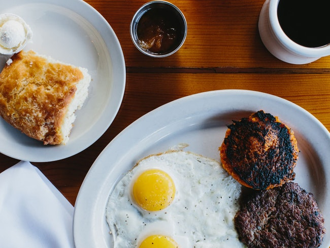 Hearty and Healthy Breakfasts in Atlanta's Grant Park