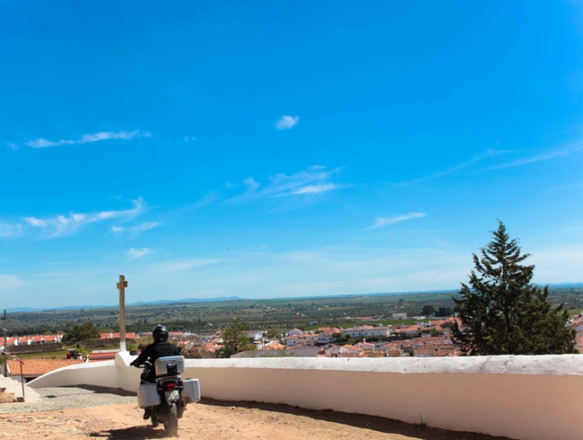 Ladies Portugal Motorcycle Tour