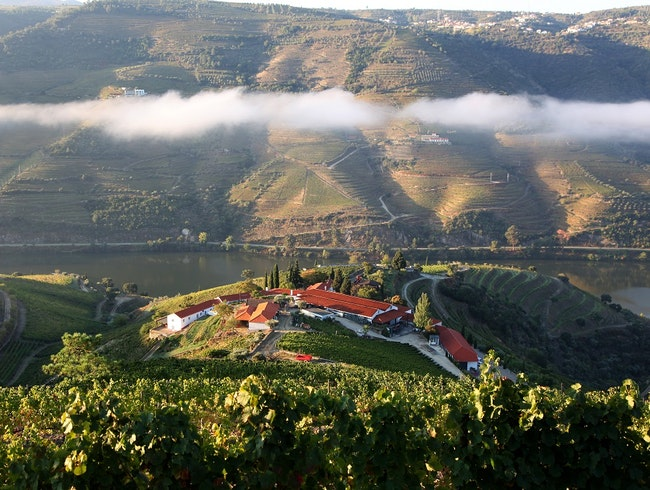 The first wine hotel in Portugal
