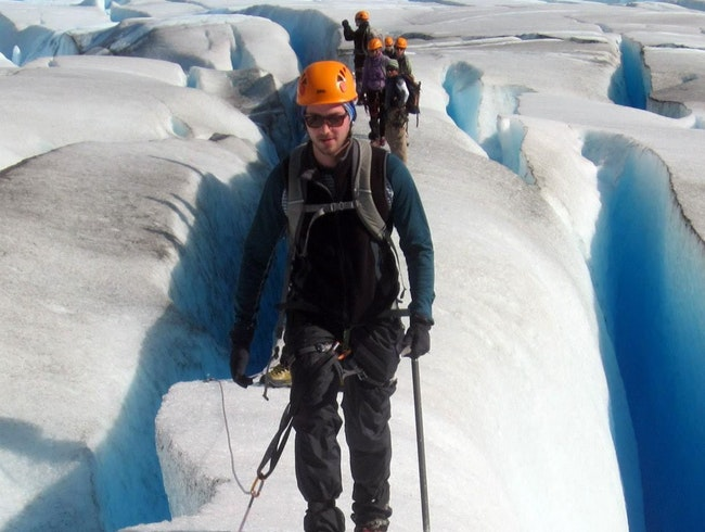 Ice Trekking in Patagonia