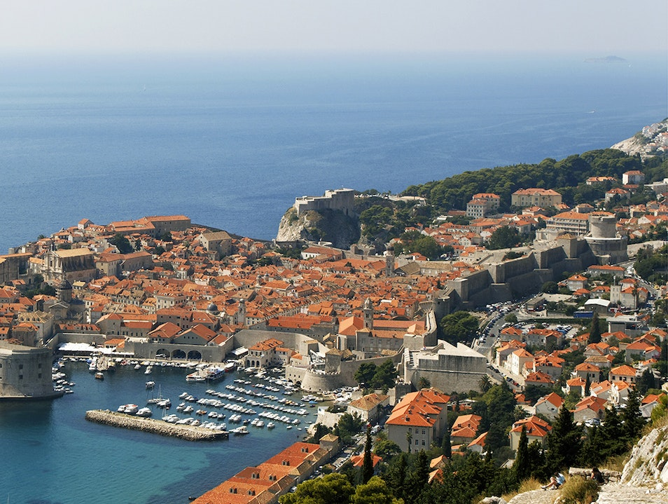 Orsula Panorama Point Dubrovnik  Croatia