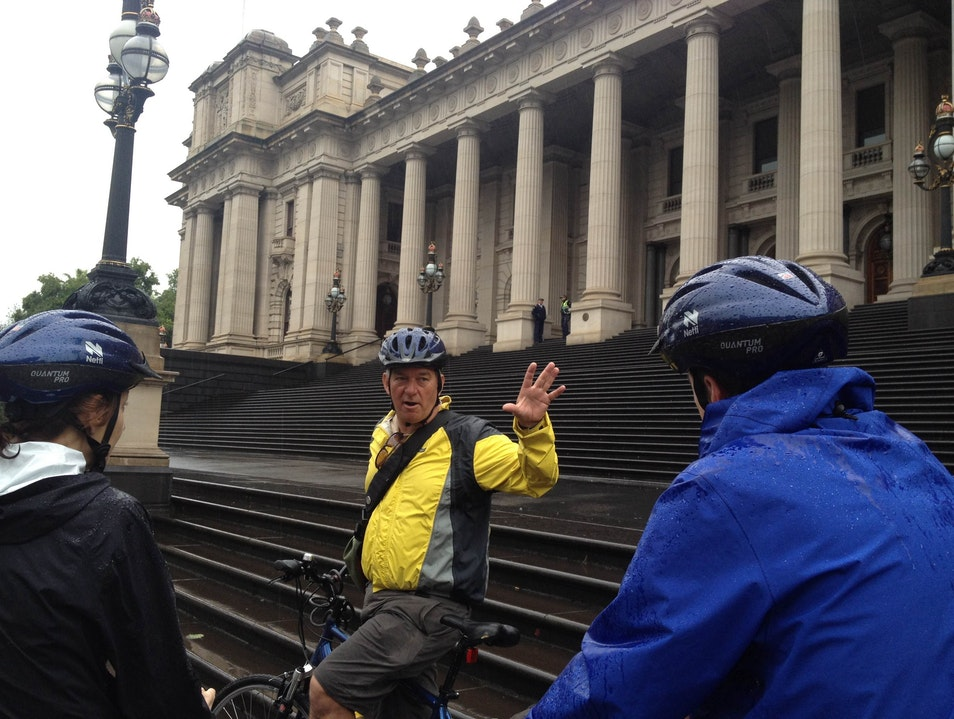 On Your Bike Tour of Melbourne