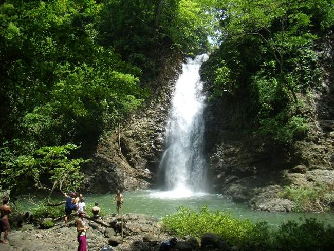 Two hikes to the Montezuma Waterfall