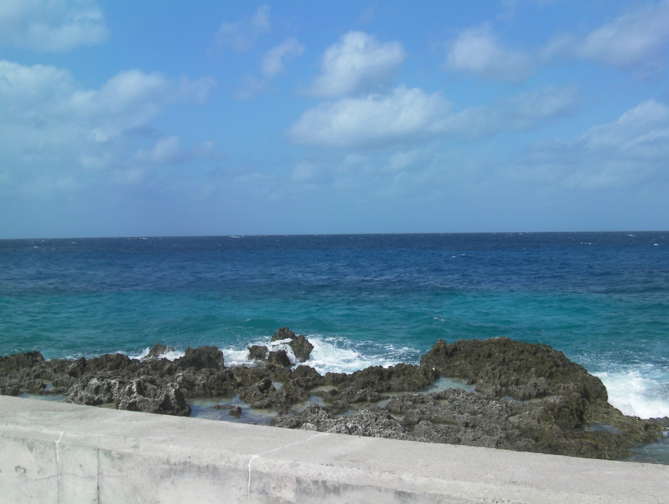Stepping Back In Time In Grand Cayman East End  Cayman Islands