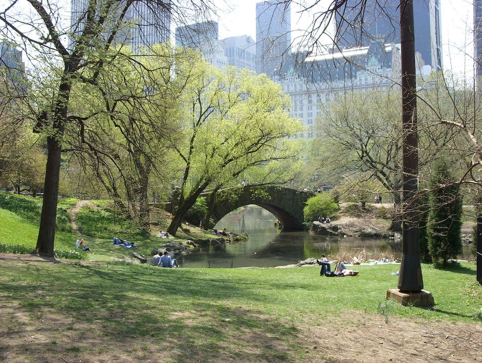Iconic Central Park
