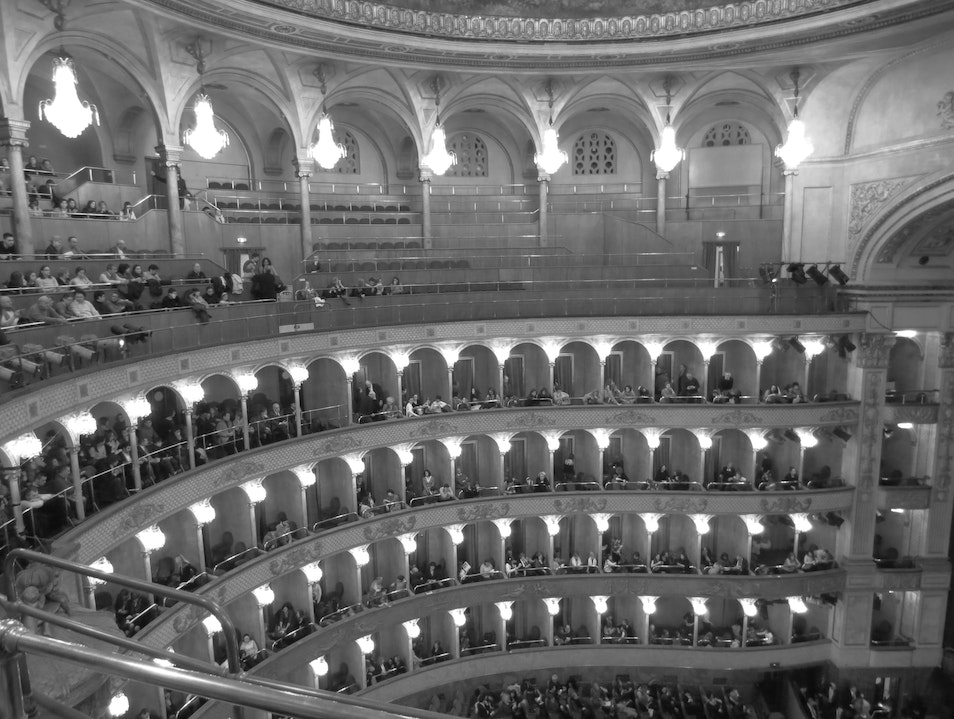 Don Chischiotte at the Teatro Dell'Opera