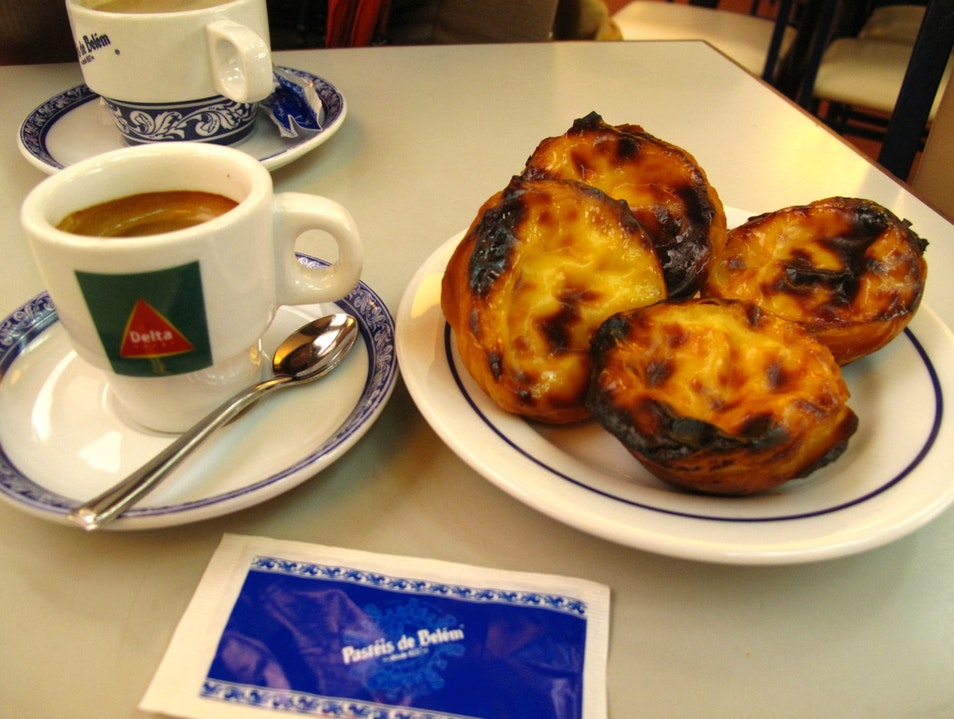 Pasteis de Belem:  Portugal's Heavenly Pastry