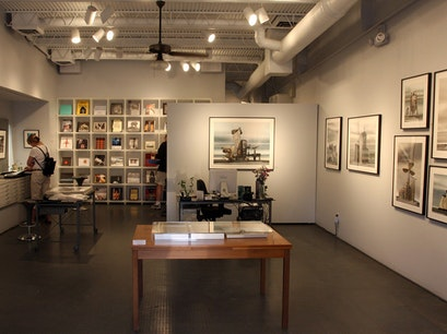 Photo-Eye Bookstore + Project Space Santa Fe New Mexico United States