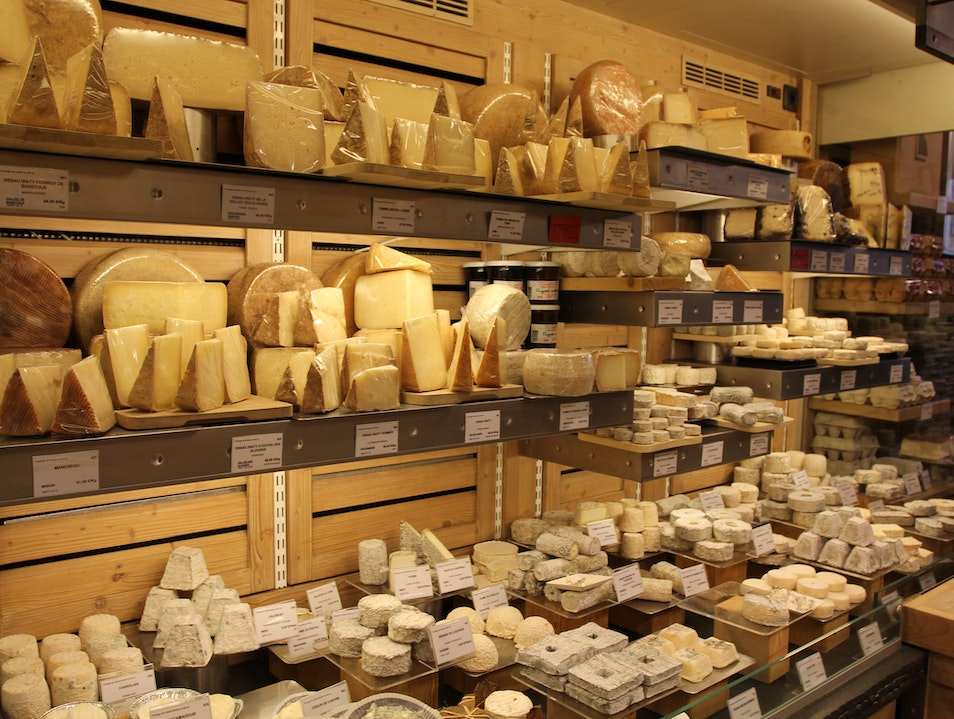 Laurent Dubois Fromagerie Paris  France