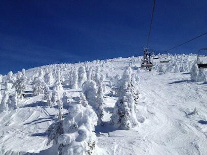 Big White Resort Beaverdell  Canada