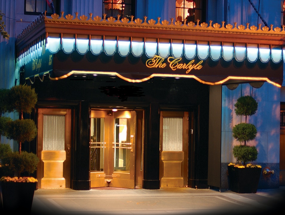 The Carlyle, a Rosewood Hotel New York New York United States