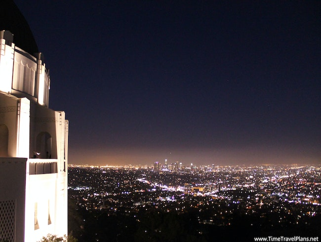 Seeing Past the Heavens at the Griffith Observatory
