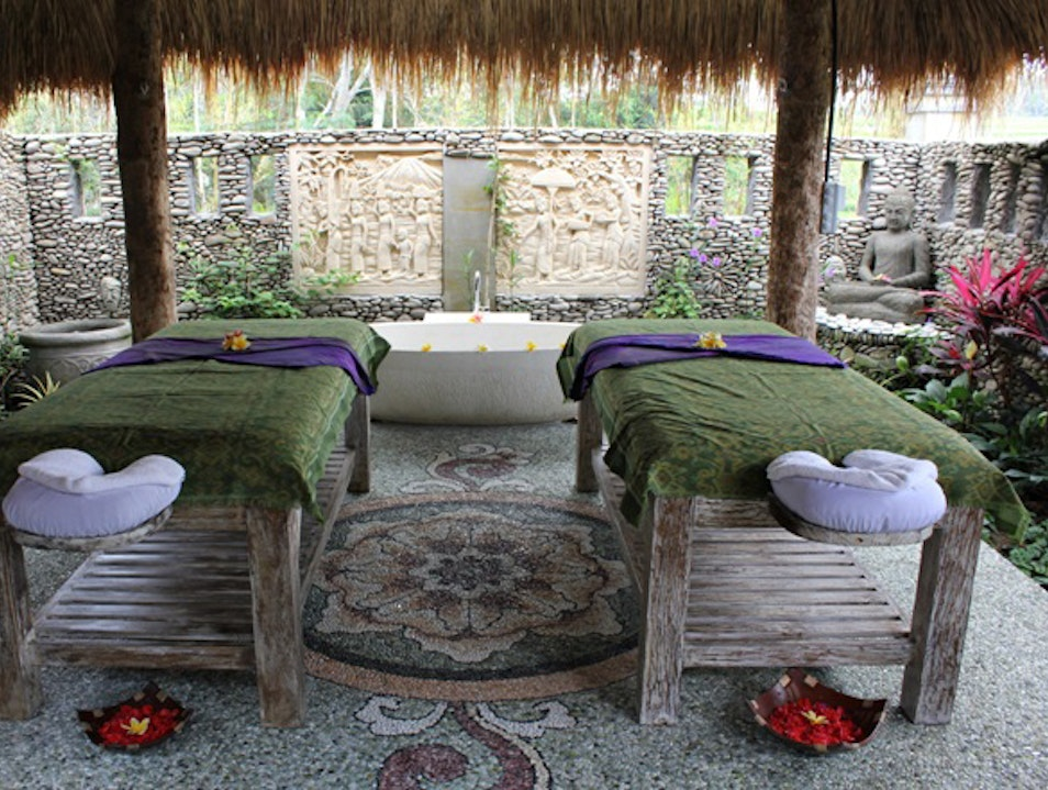 A Spa You Really Deserve Ubud  Indonesia