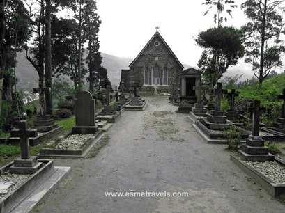 Christ Church Warleigh Nuwara Eliya  Sri Lanka
