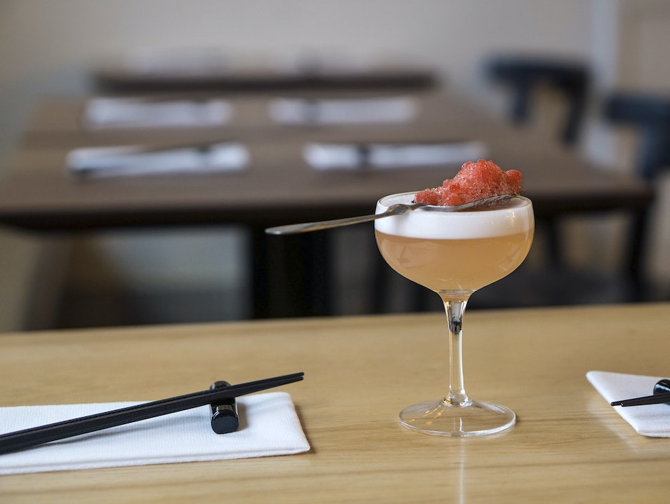 Pair Innovative Cocktails and Fantastic Food at Pidgin