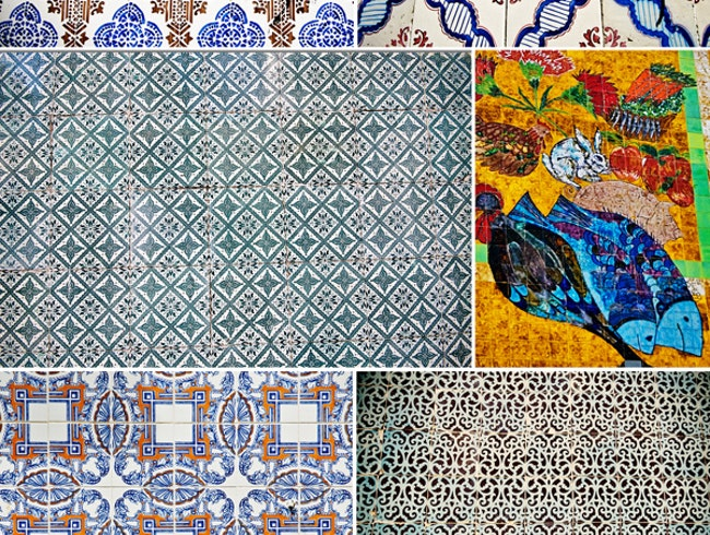 Lisbon's Colourful Azulejos