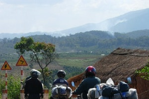 EasyRider Tour of the Central Highlands