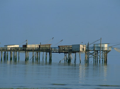 Carrelets Meschers Sur Gironde  France