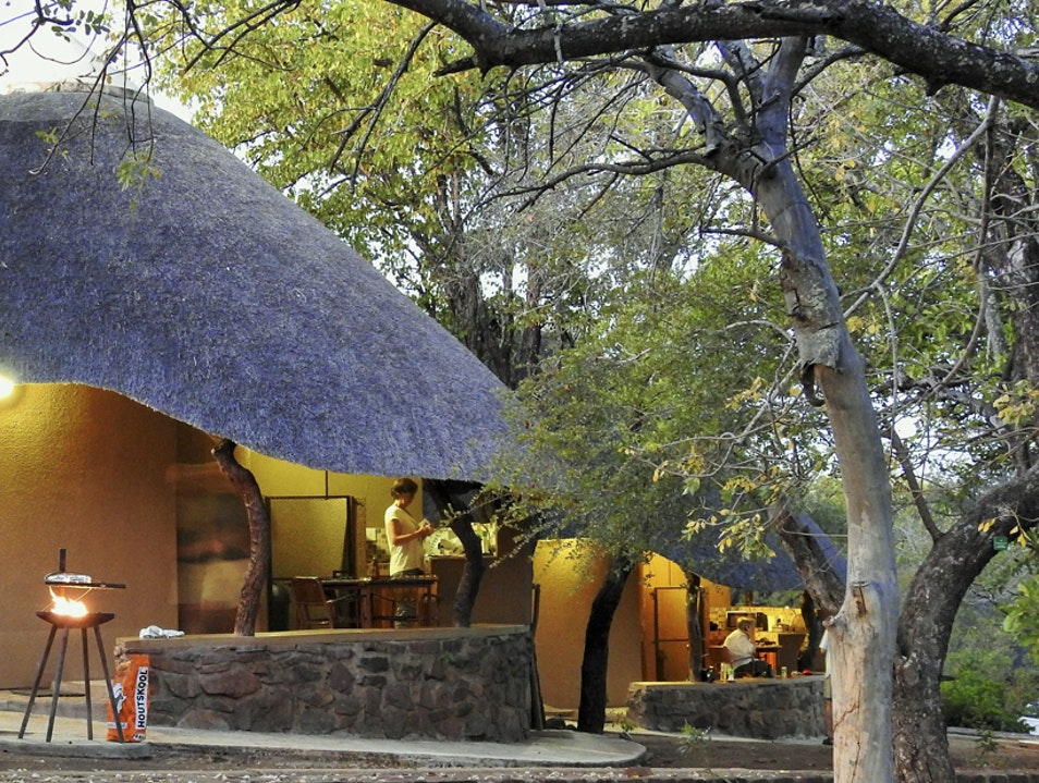 Skukuza Rest Camp   South Africa