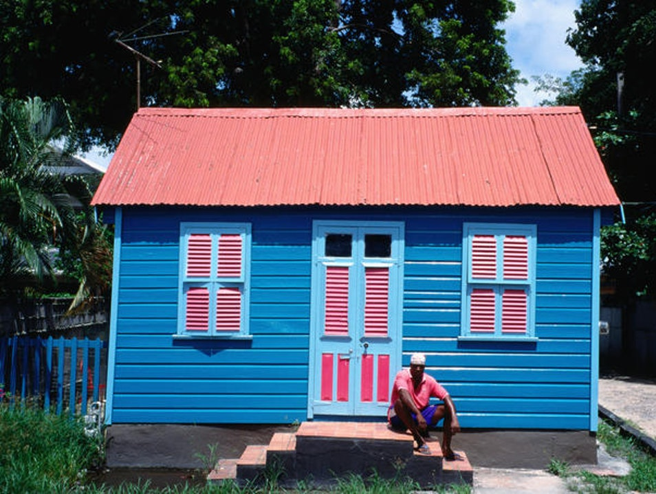 What is a Chattel House? I've learned... Holetown  Barbados