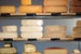 Wall of Cheese in Utrecht, Holland Utrecht  The Netherlands
