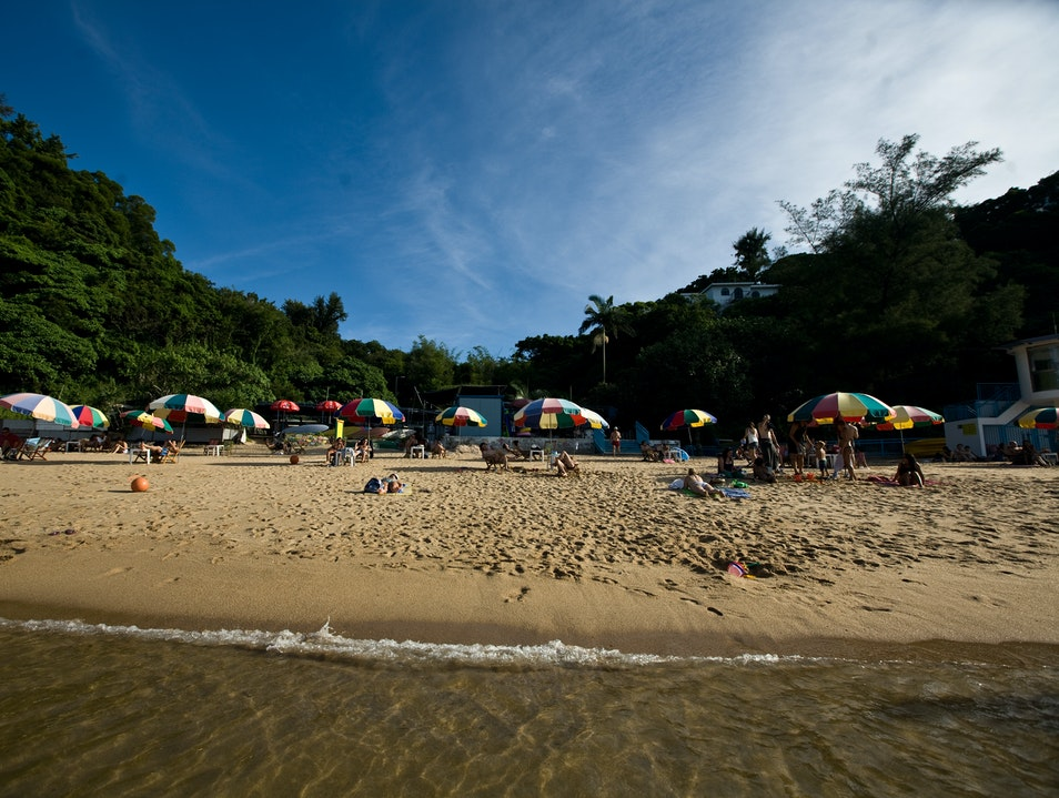 Hong Kong Refuge—Beaching! Hong Kong  Hong Kong