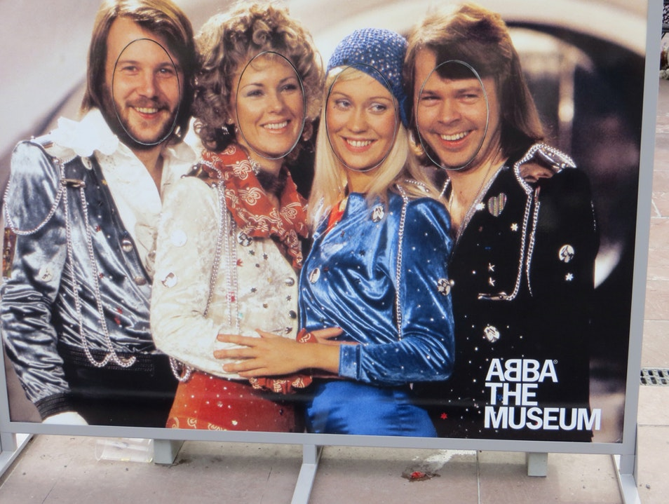 Abba Museum, Stockholm