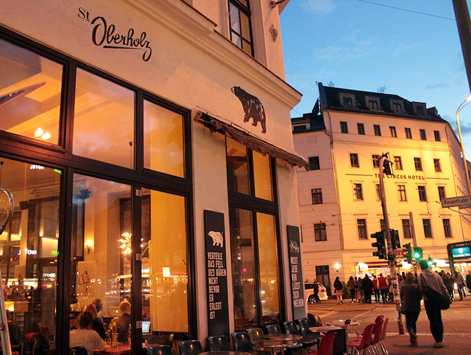 Where Entrepreneurs Meet over Coffee Berlin  Germany