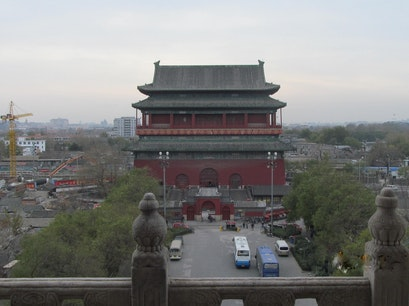 Drum and Bell Towers Beijing  China
