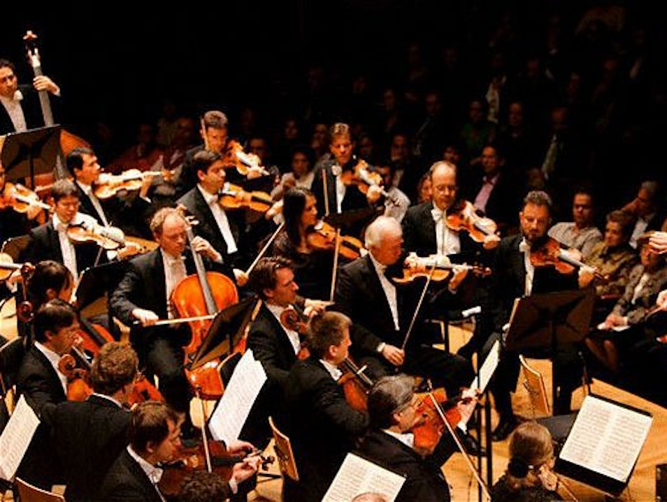 Get cultured with the Berlin Philharmonic Orchestra Berlin  Germany