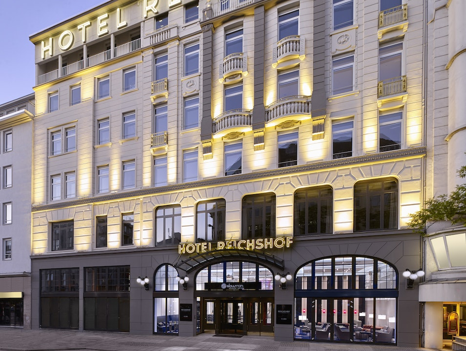 Hotel Reichshof – The Grande Dame of Hamburg Hamburg  Germany