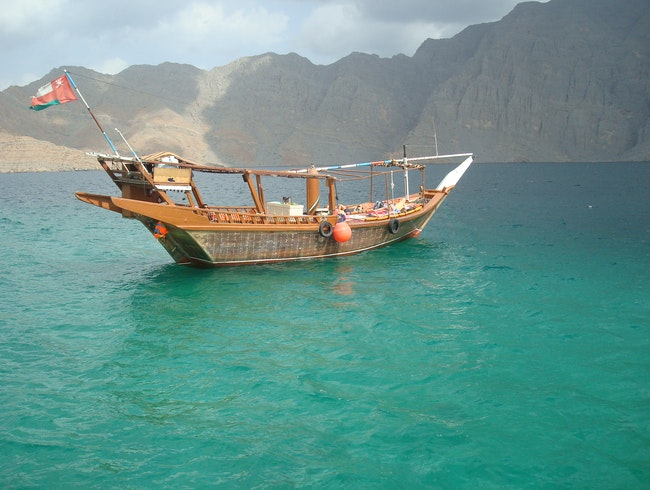 Musandam Peninsula - A Day in a Dhow