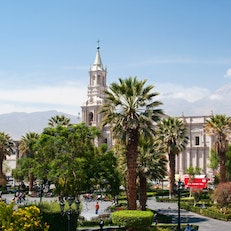 Cathedral of Arequipa