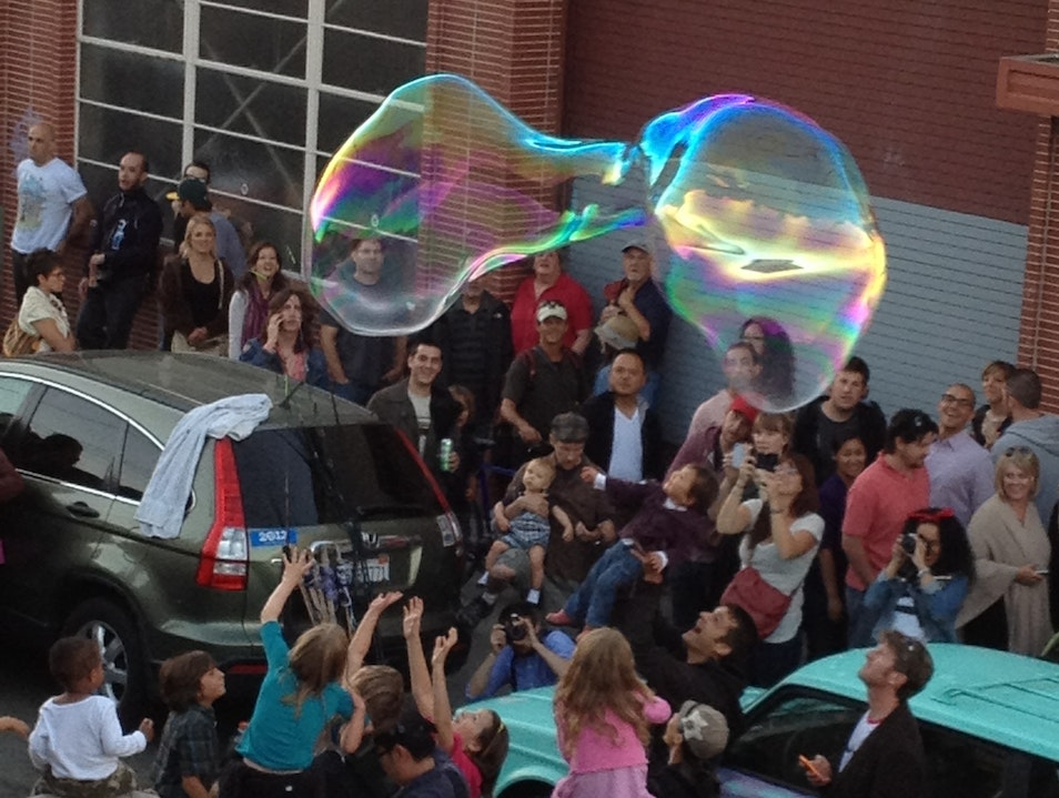 A Bubble Grows in Oakland Oakland California United States