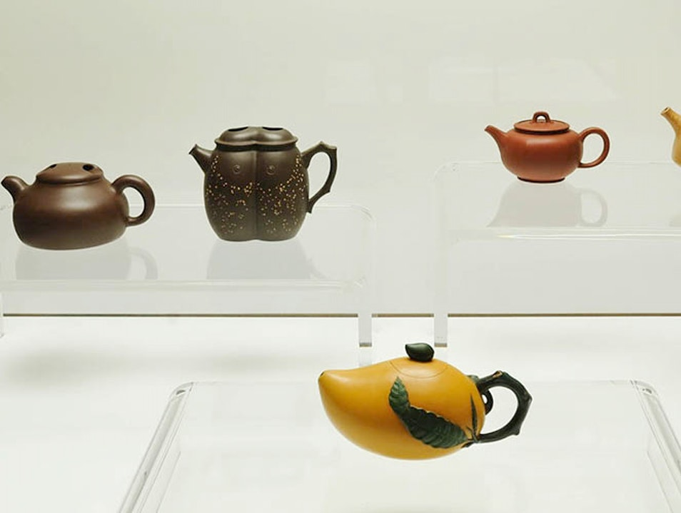 Flagstaff House Museum of Tea Ware Hong Kong  Hong Kong