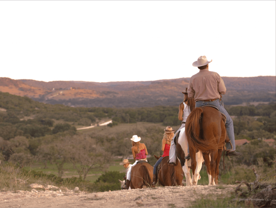 Hill Country Riding Bandera Texas United States