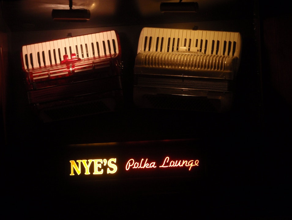 Party Like the Polish at Nye's Polonaise Room