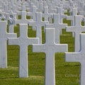 Normandy American Memorial Cemetery Colleville Sur Mer  France