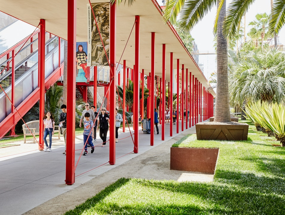 Los Angeles County Museum of Art Los Angeles California United States