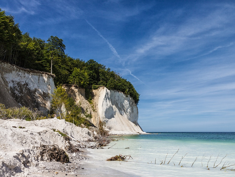 Jasmund National Park Sassnitz  Germany