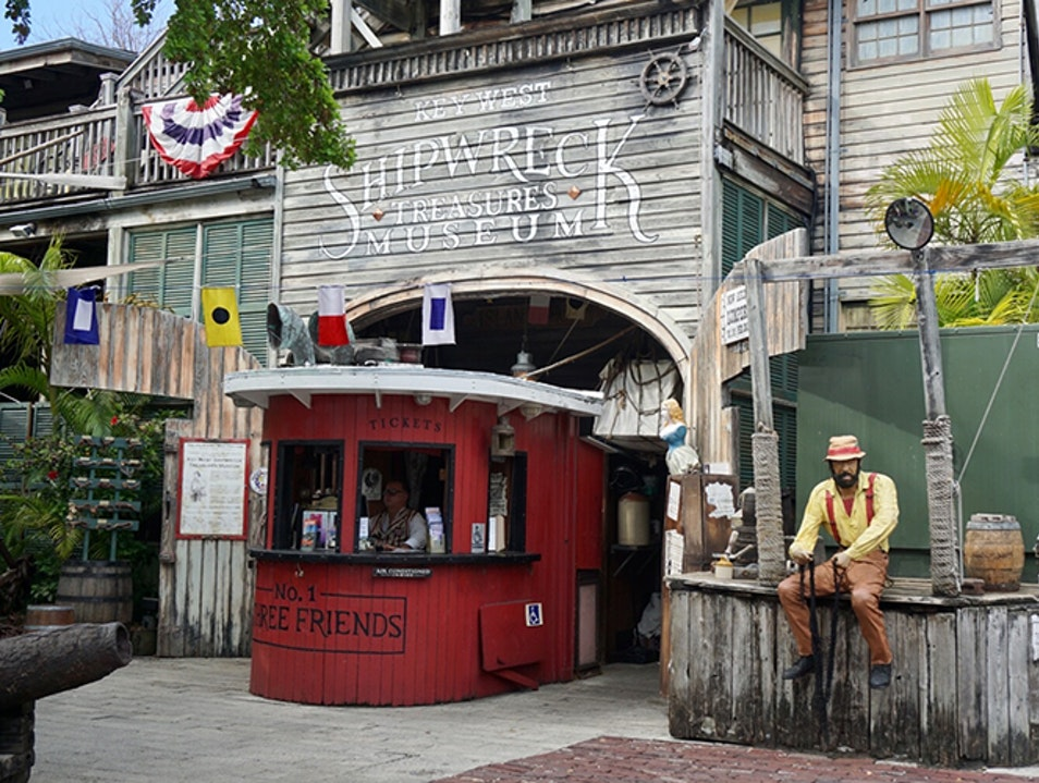Key West Shipwreck Museum  Key West Florida United States